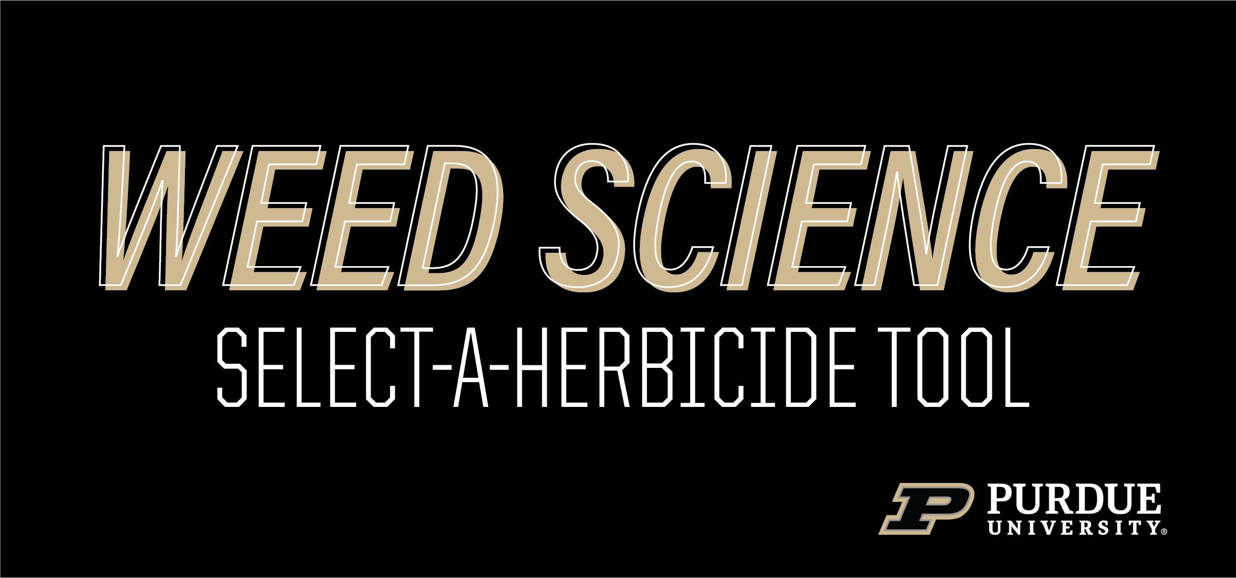 herbicide tool