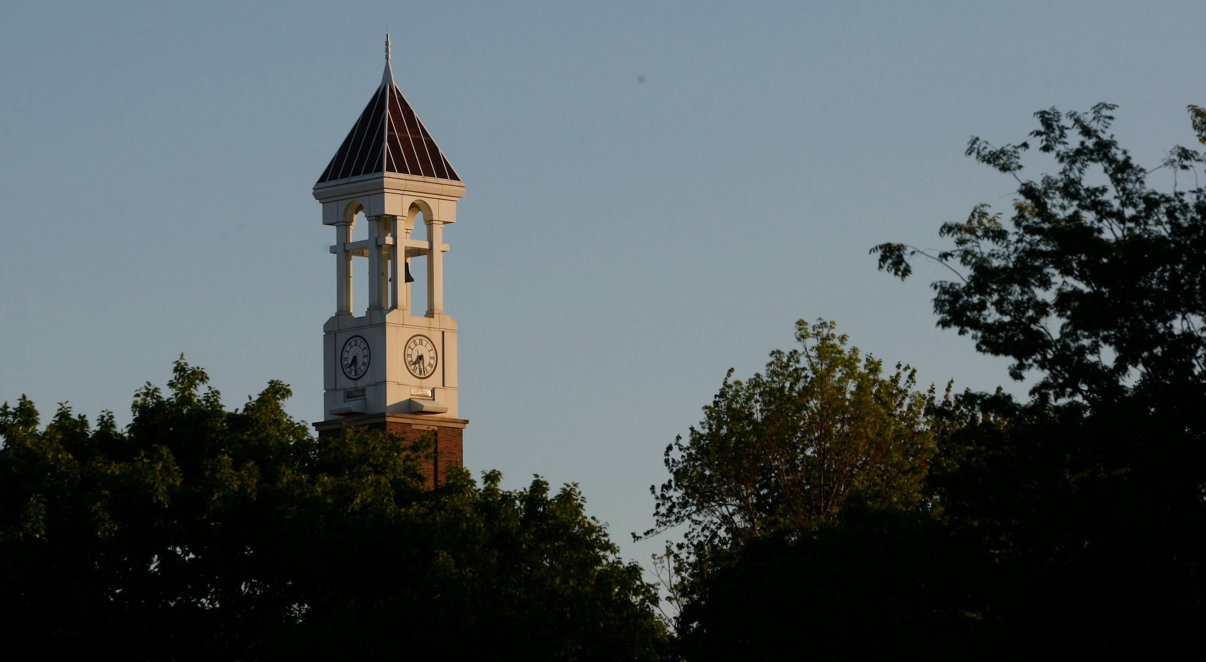 Purdue clock tower