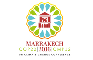 Logo for COP22 meeting