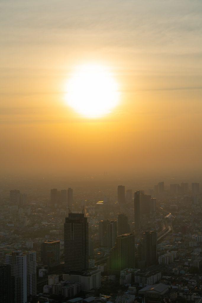smog and climate change