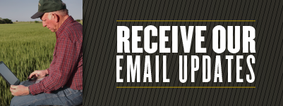 Sign up to receive email updates.