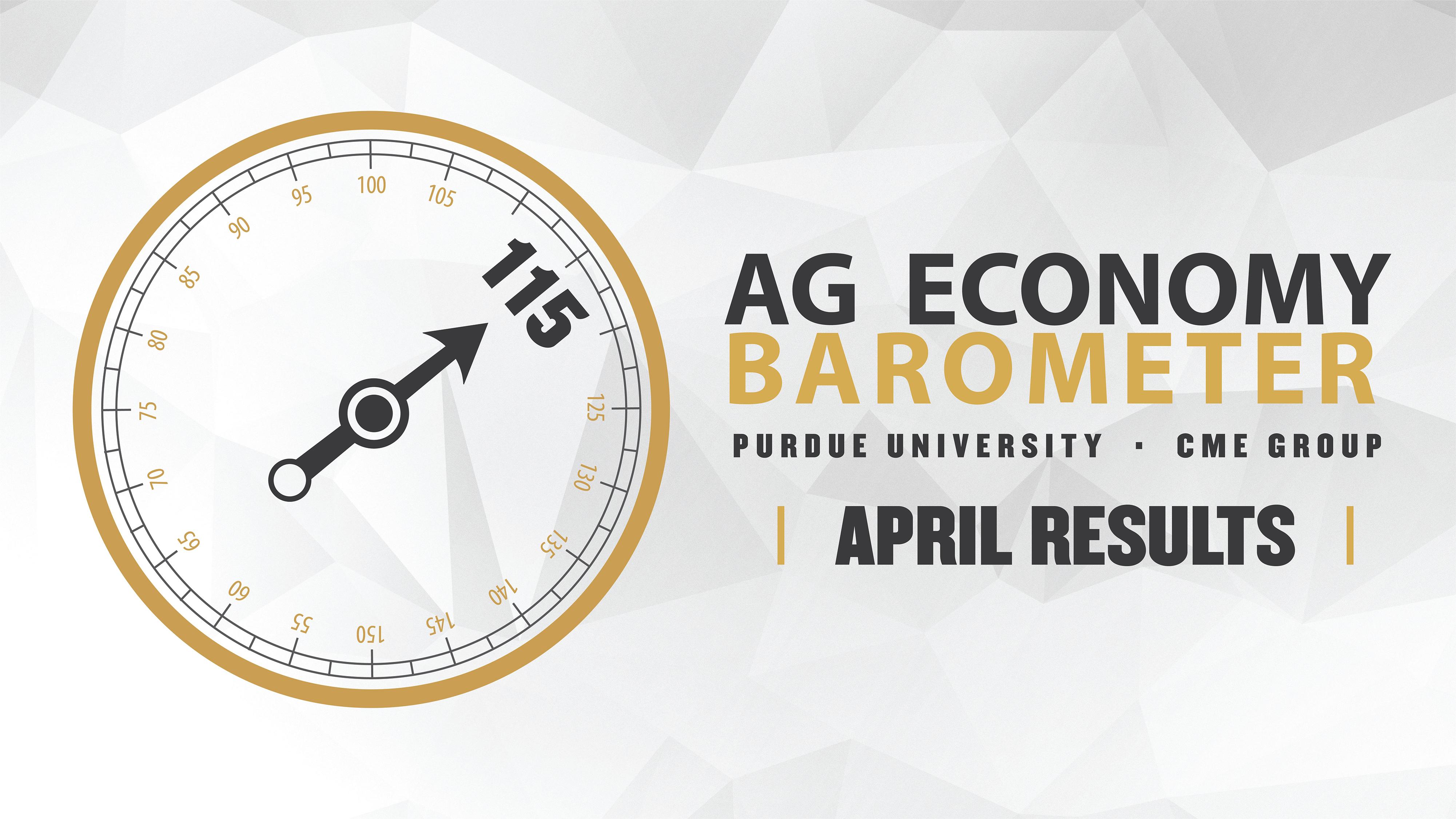Ag Economy Barometer April Results
