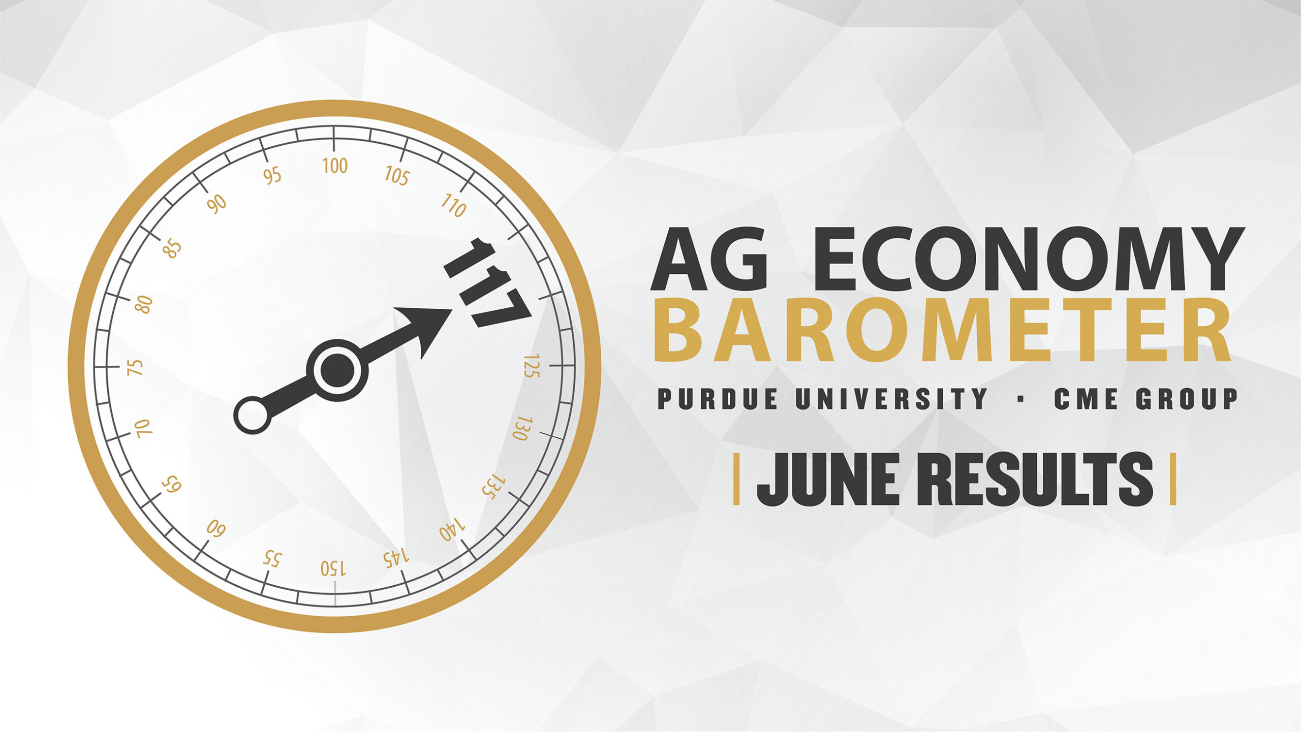 Ag Economy Barometer Widget June 2020: 117