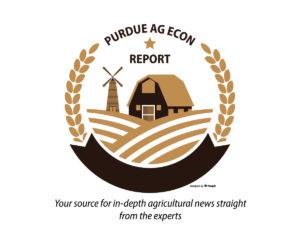 Purdue Ag Econ Report