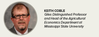 Keith Coble, Mississippi State