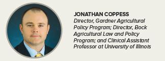 Jonathan Coppess, University of Illinois