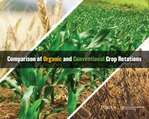 Comparison of Organic and Conventional Crop Rotations