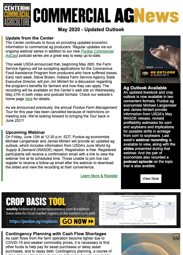 Commercial AGNews, May 2020