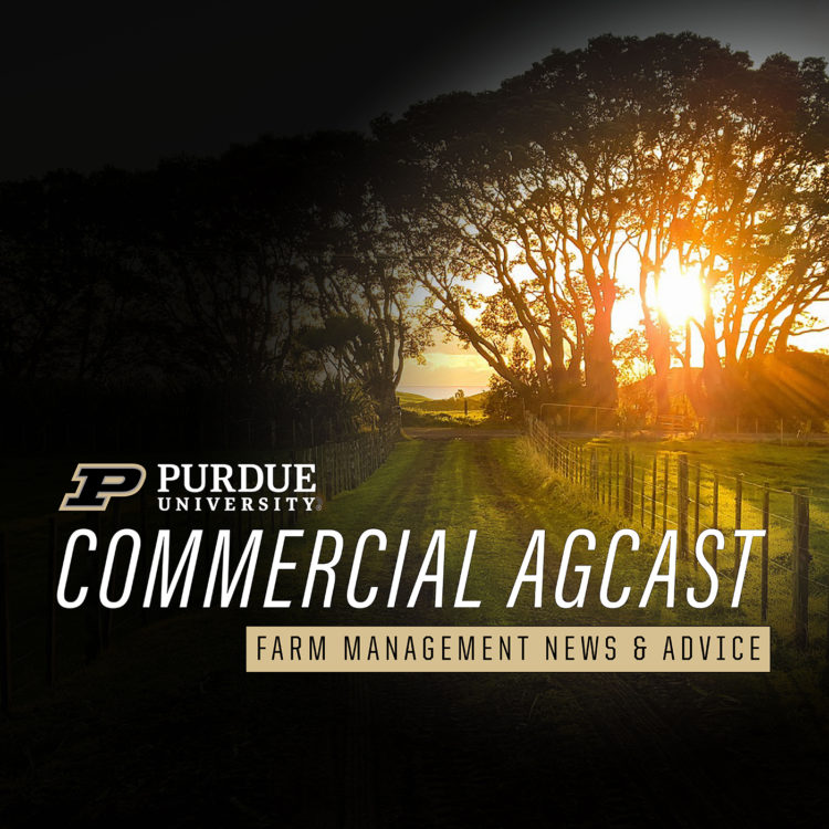 Purdue Commercial AgCast Podcast