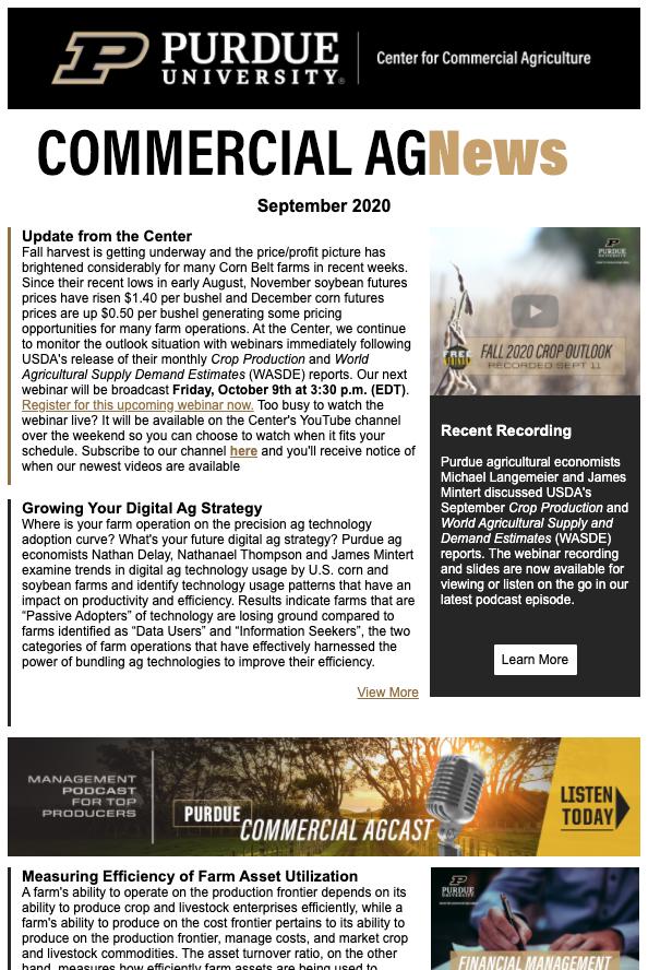 Commercial AGNews, September 2020