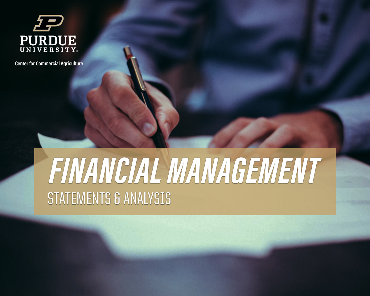 Financial Management Series