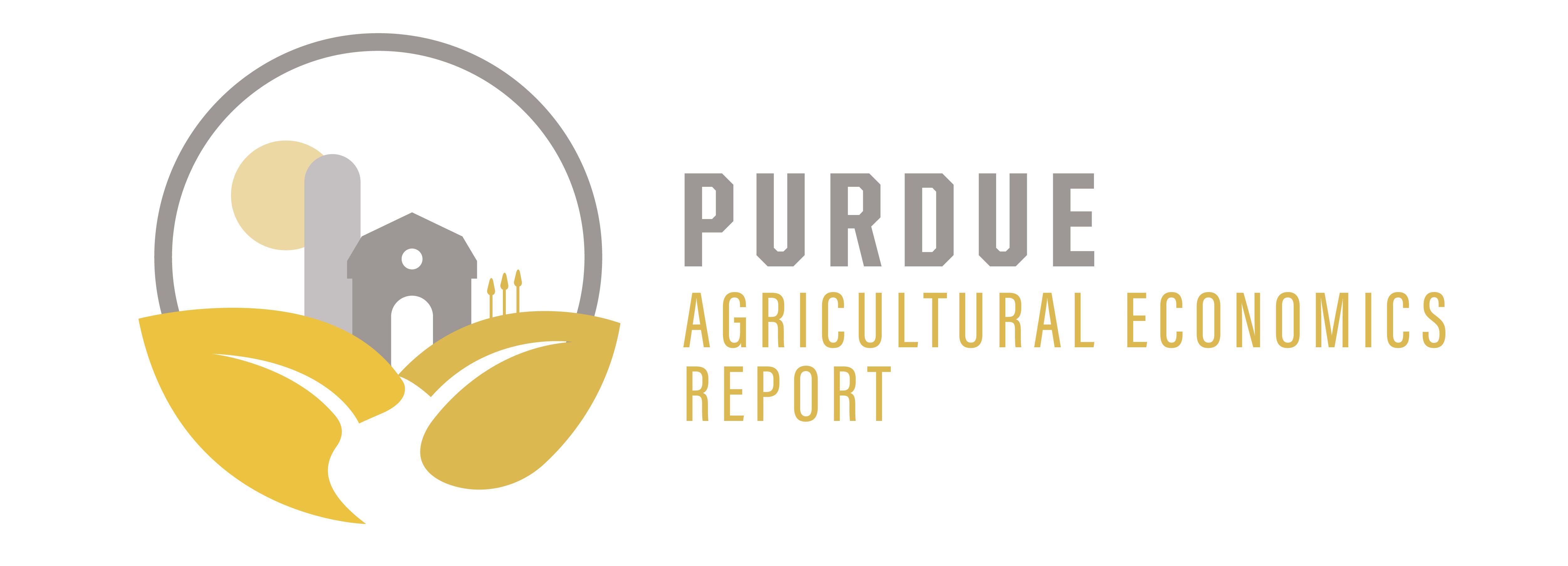 Purdue Agricultural Economics Report