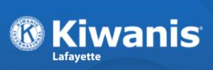 Lafayette Kiwanis Club logo