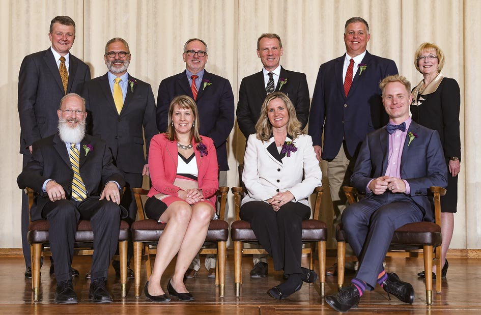 The 2017 Distinguished Agriculture Alumni Award Recipients