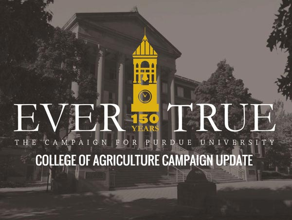 Ever True - The Campaign for Purdue University