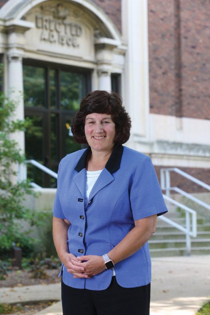 Karen Plaut, Interim Dean, College of Agriculture