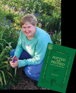 Carol Michel in Garden