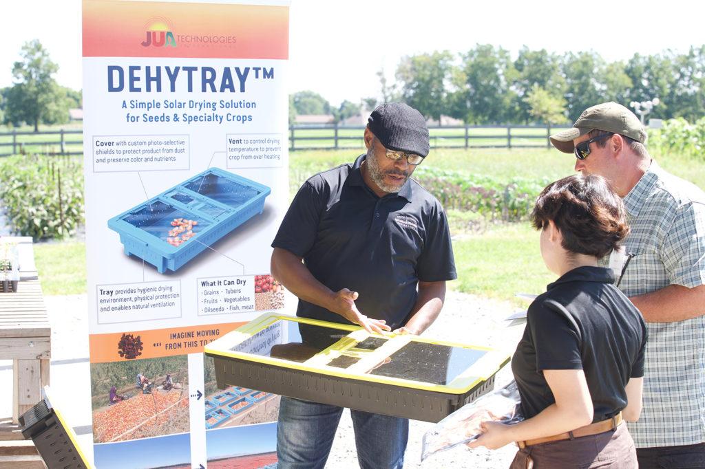 Dehytray