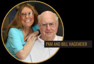 PAM AND BILL HAGEMEIER