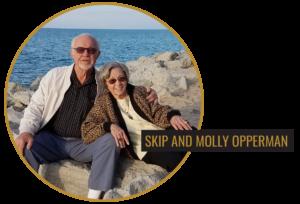 Skip and Molly