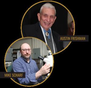 Scharf and Frishman