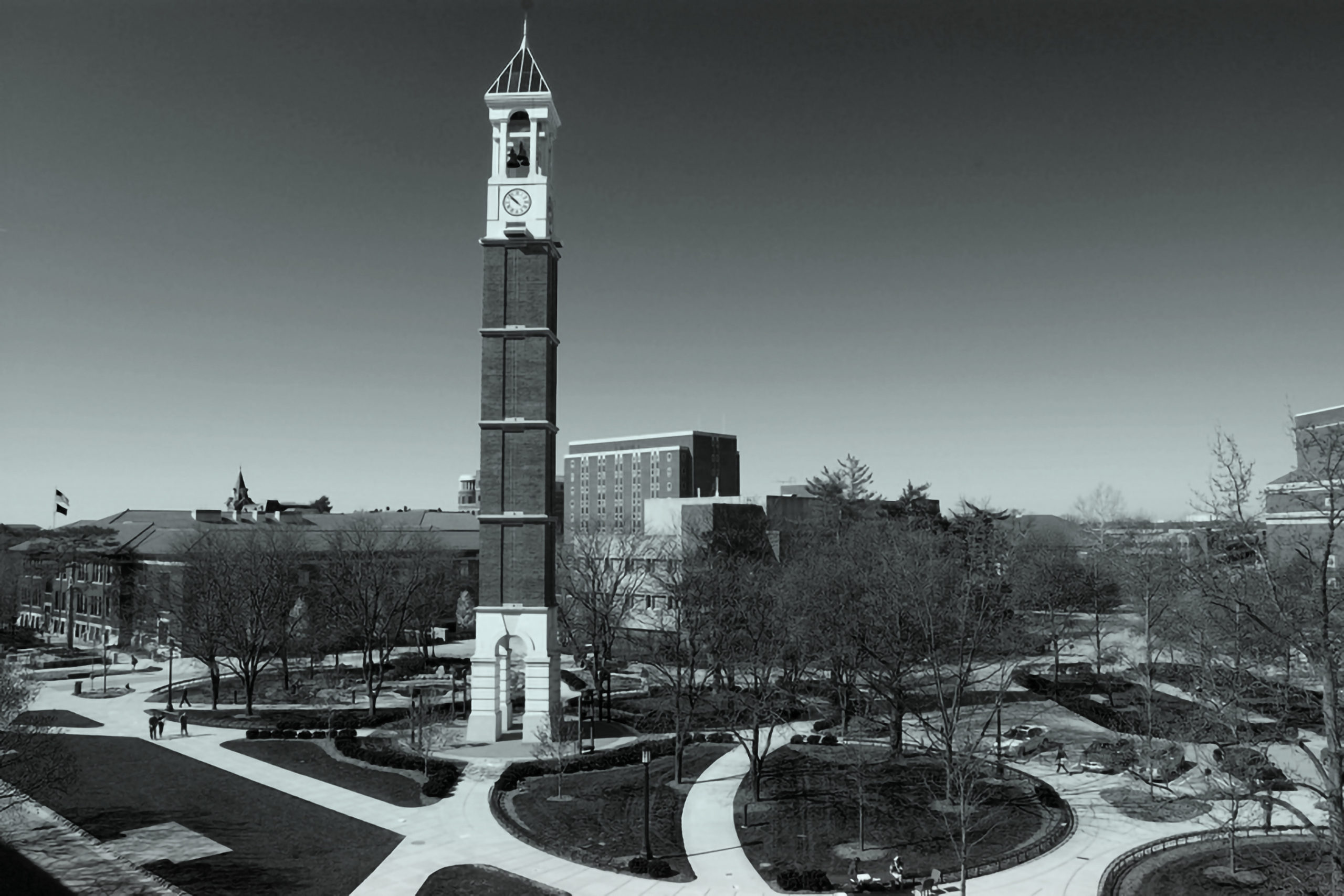 Purdue University - Centennial Mall