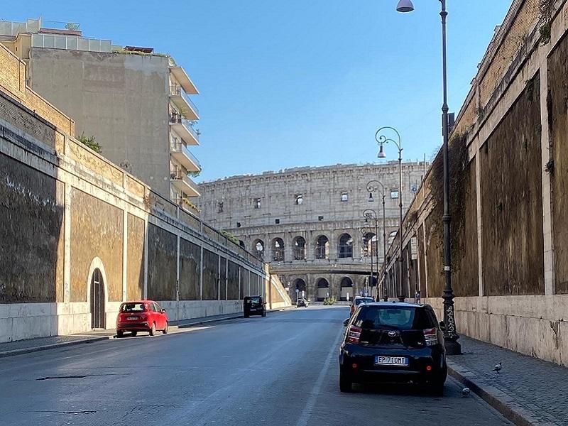 Colosseum - Alumni Close Up