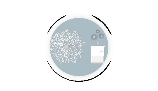 Nanoparticles Illustration
