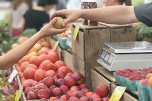 Farmer's market picture