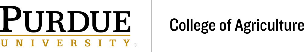 Purdue College of Agriculture Logo