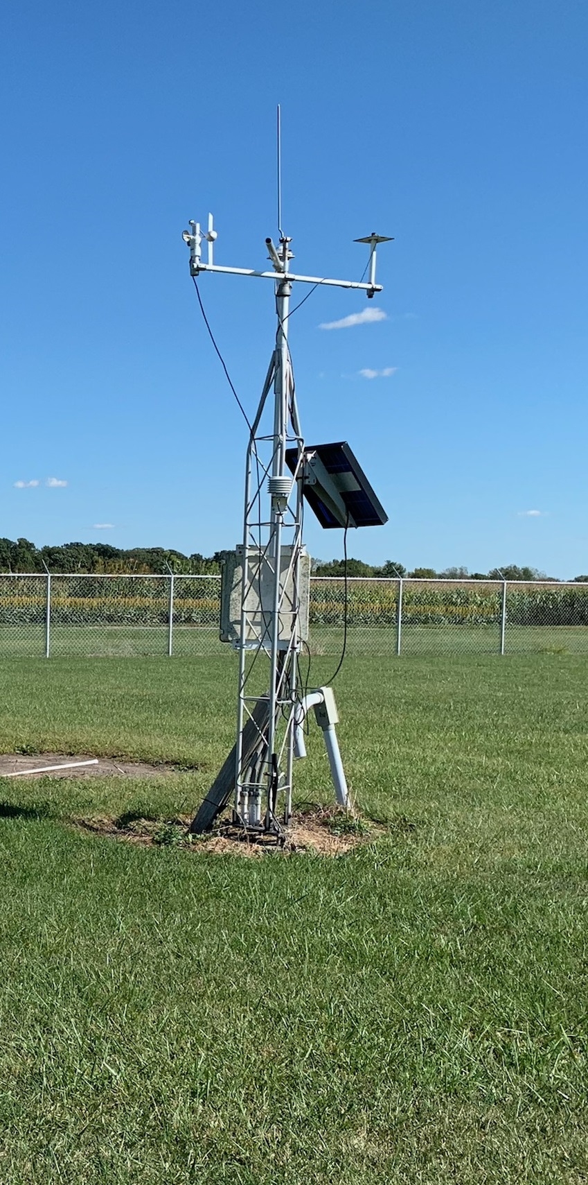 Purdue Weather Station