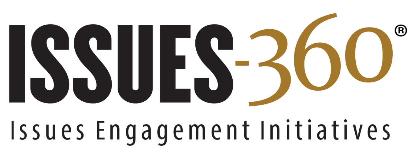 ISSUES 360 LOGO