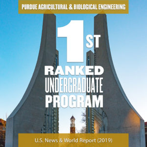 ABEN is 1st in rankings for undergraduate program.