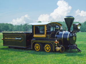 photo of The Boilermaker Special