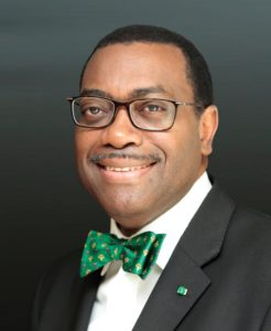 Dr. Akinwumi Ayodeji Adesina