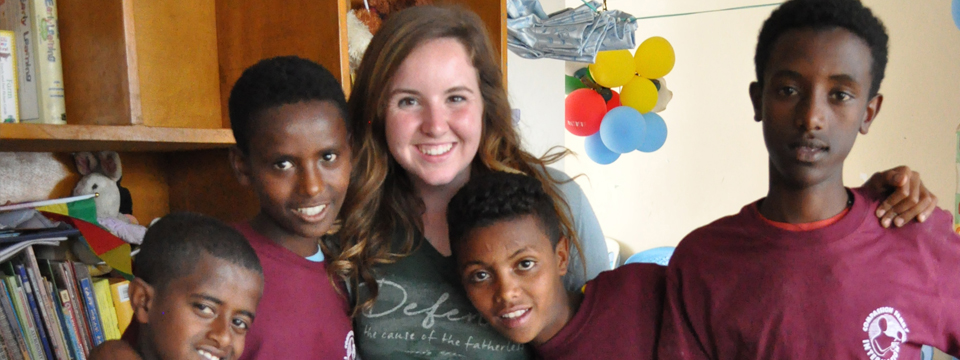 Travel inspires sophomore to pursue international development career