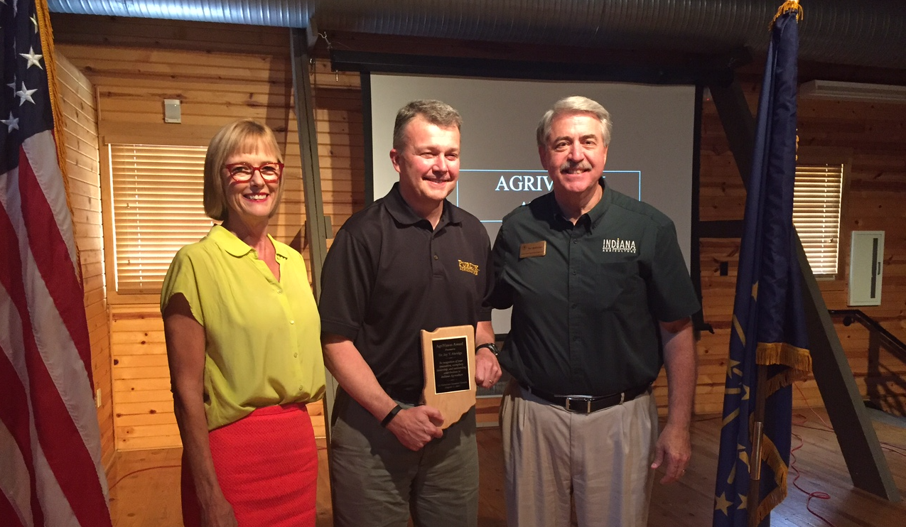 Visionaries honored during Celebration of Agriculture