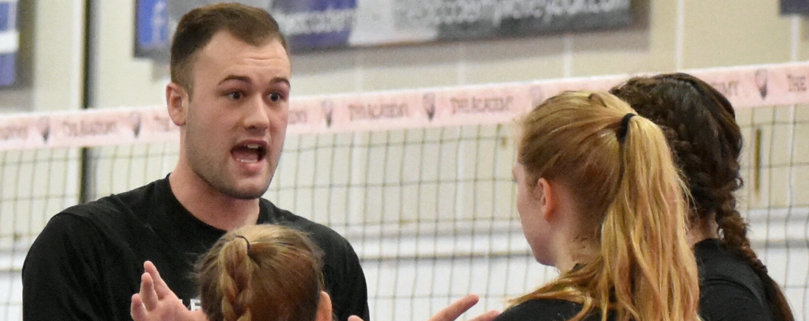 Senior digs deep for all things volleyball