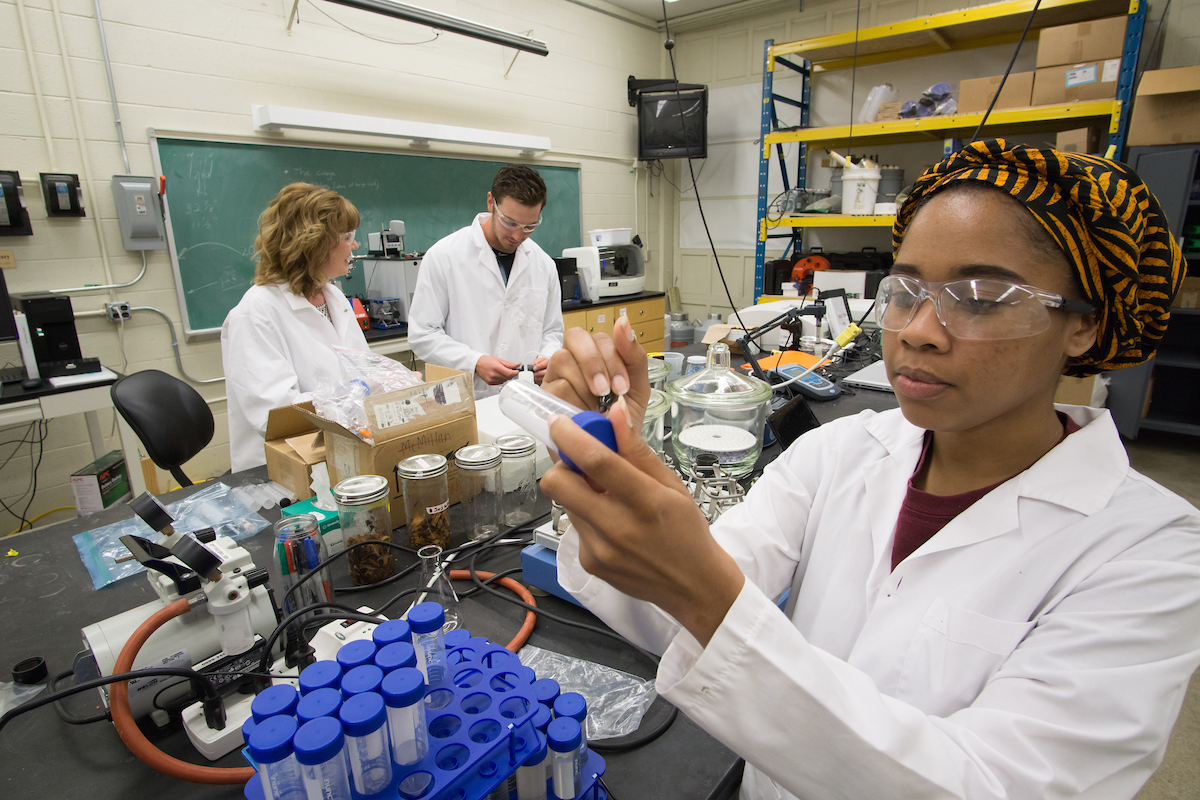 Purdue ABE program ranked #1 for eighth consecutive year