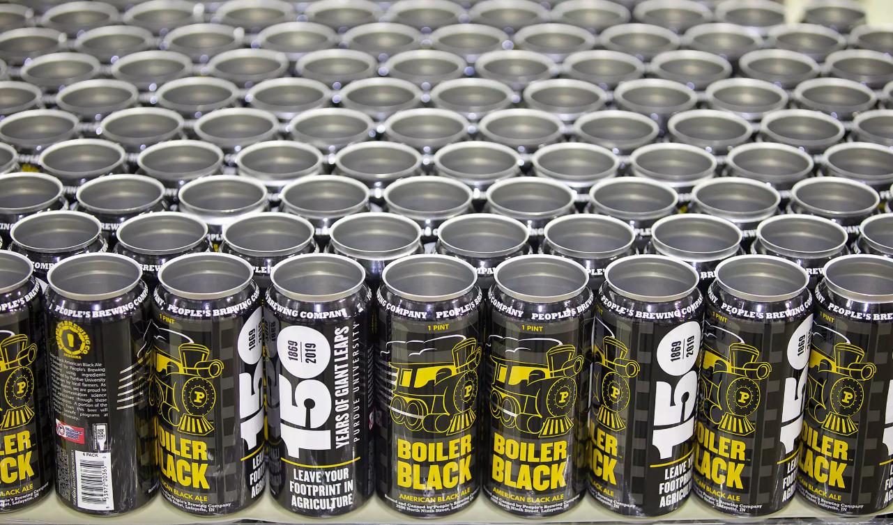 Boiler Black makes its debut