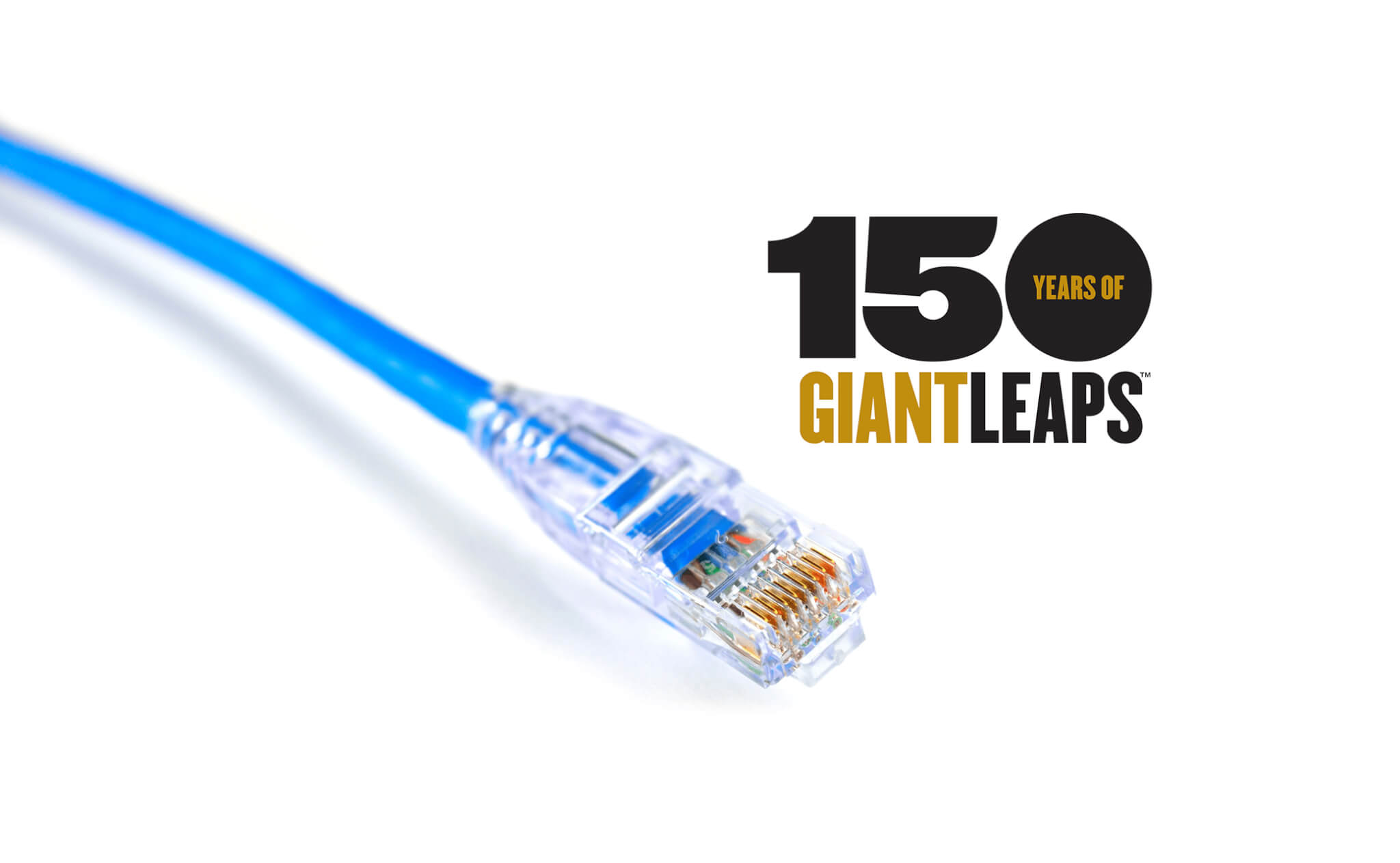 Giant Leaps Logo with Cord