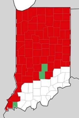 Tar Spot in Indiana