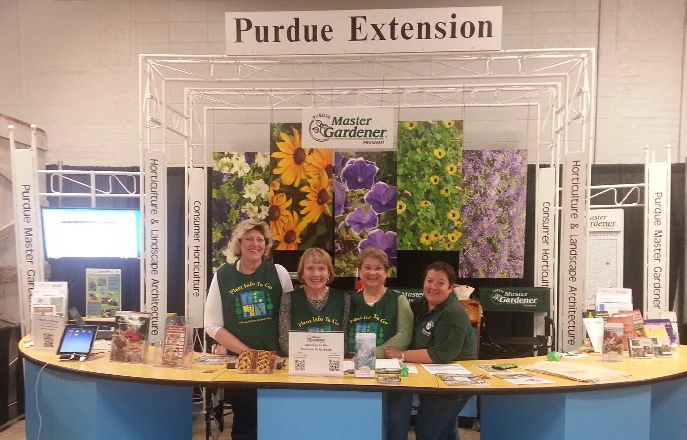 Purdue Extension Master Gardeners