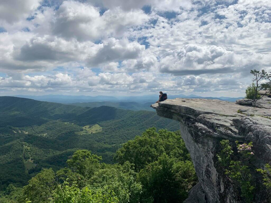 McAfee Knob and Tinker Cliffs