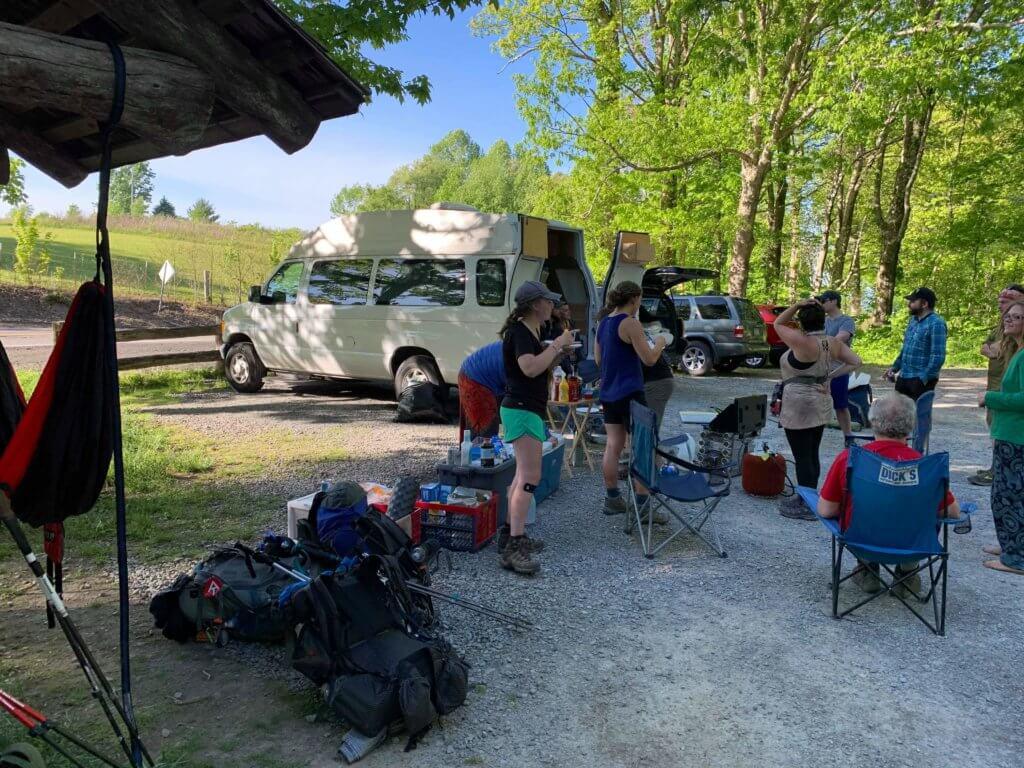 Appalachian Trail Magic
