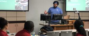 Zac Brown Teaching
