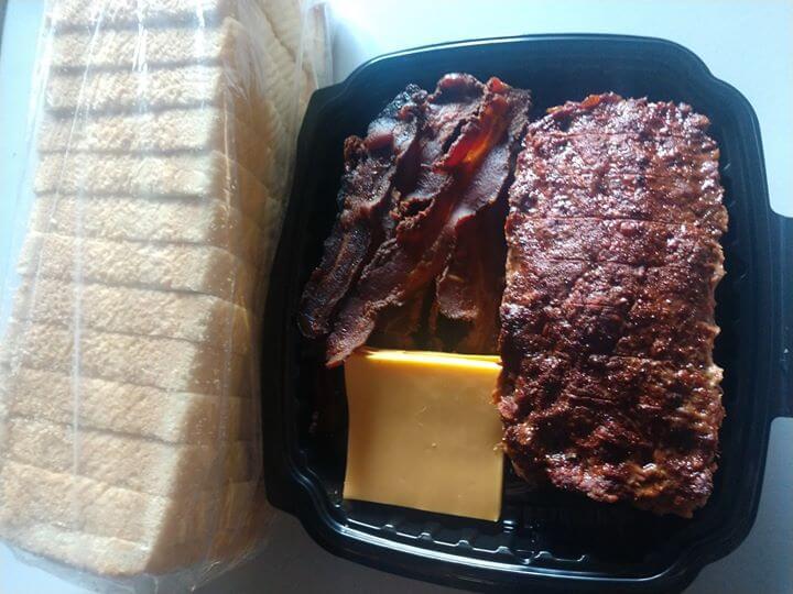 Meatloaf Sandwich Kit