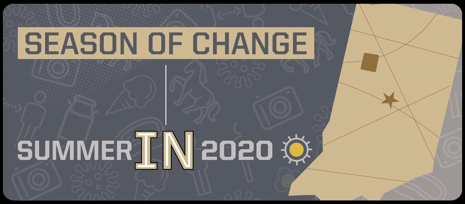 Season of Change Banner