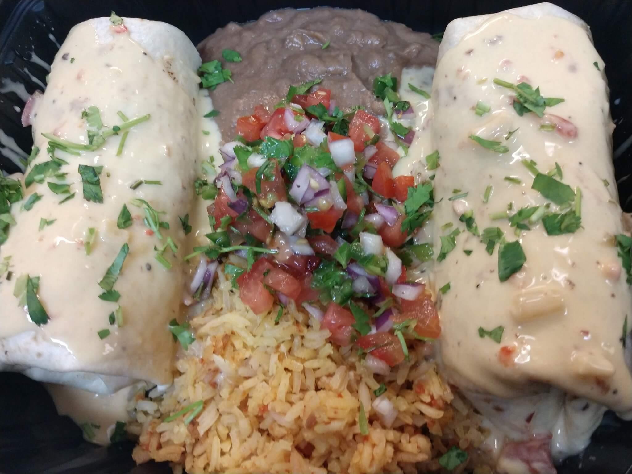 Specialty Burrito Box