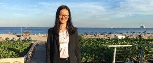 Yao by the beach